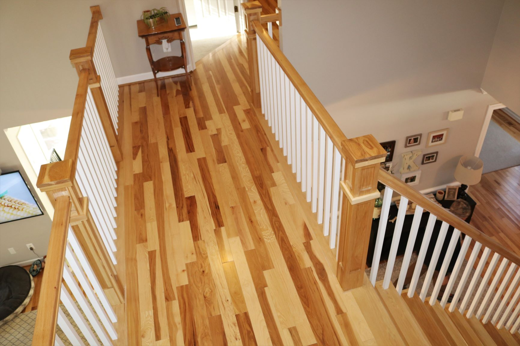 HickoryStairs-Full Remodel-ArlingtonVA-3