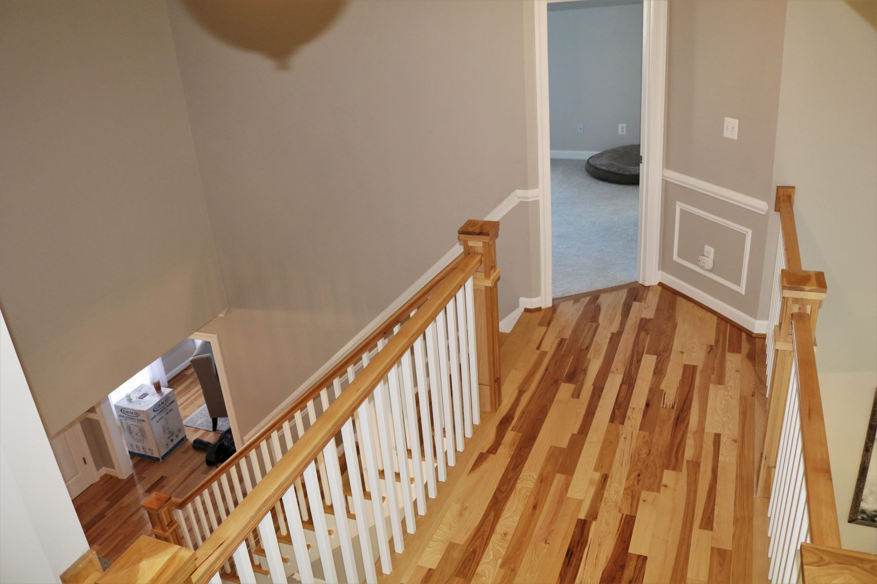 HickoryStairs-Full Remodel-ArlingtonVA-4