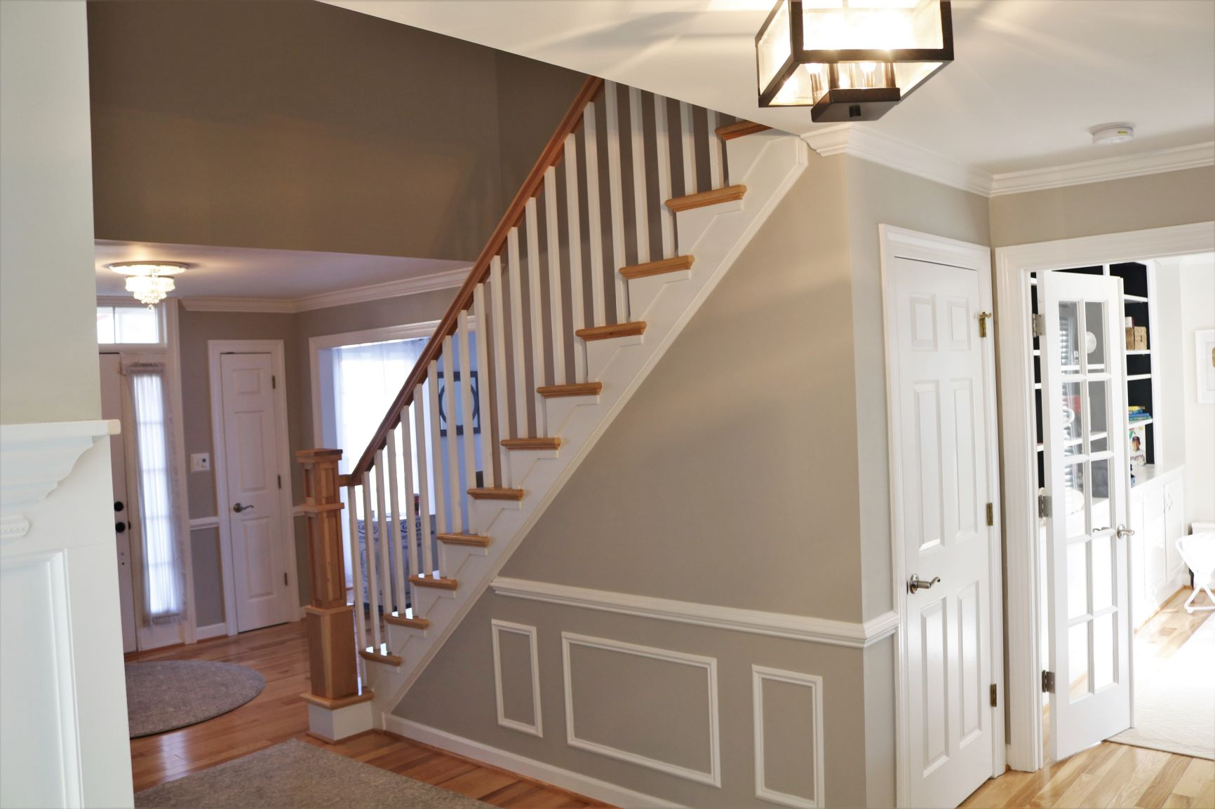 HickoryStairs-Full Remodel-ArlingtonVA-6