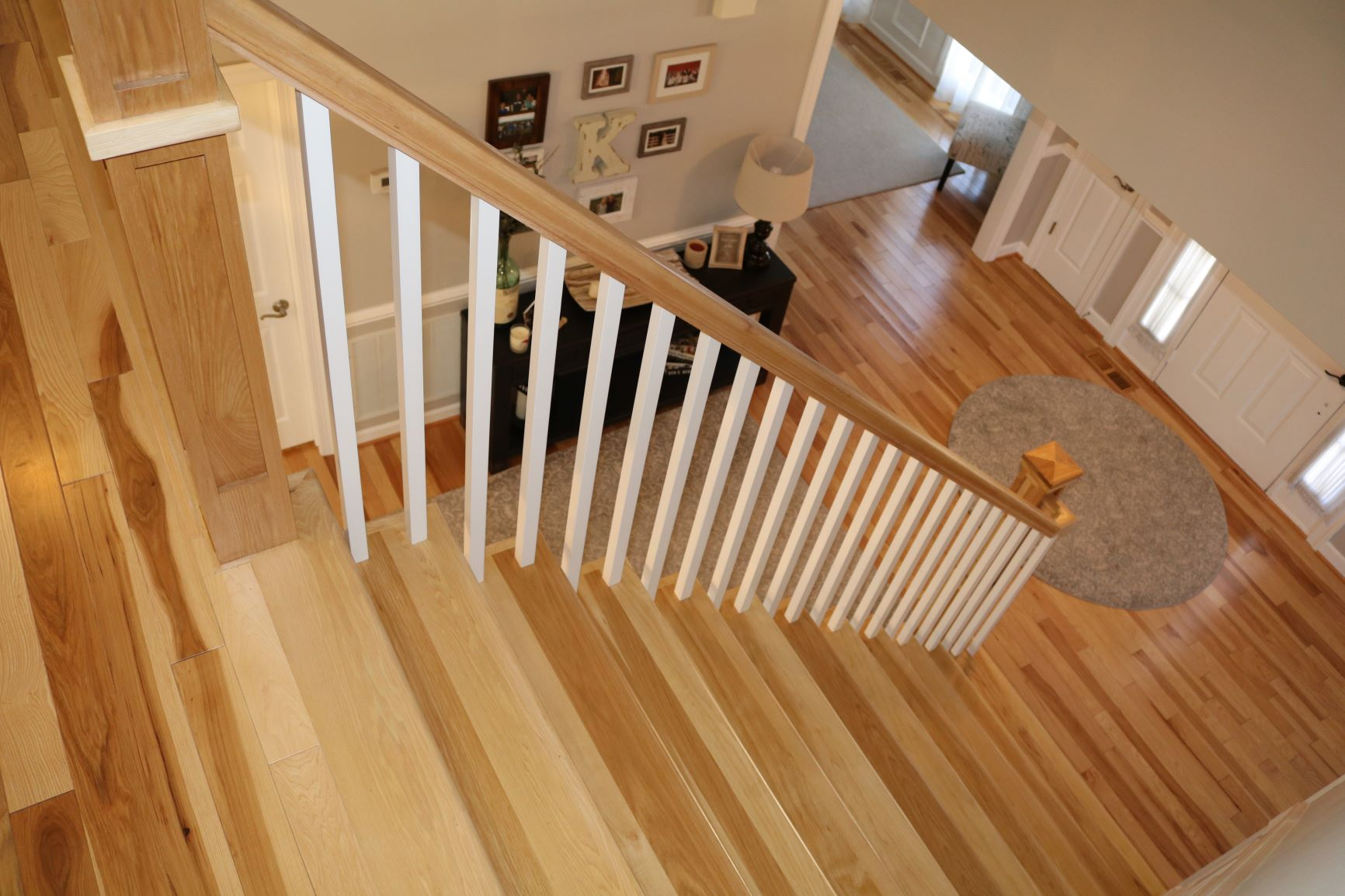 HickoryStairs-Full Remodel-ArlingtonVA-7