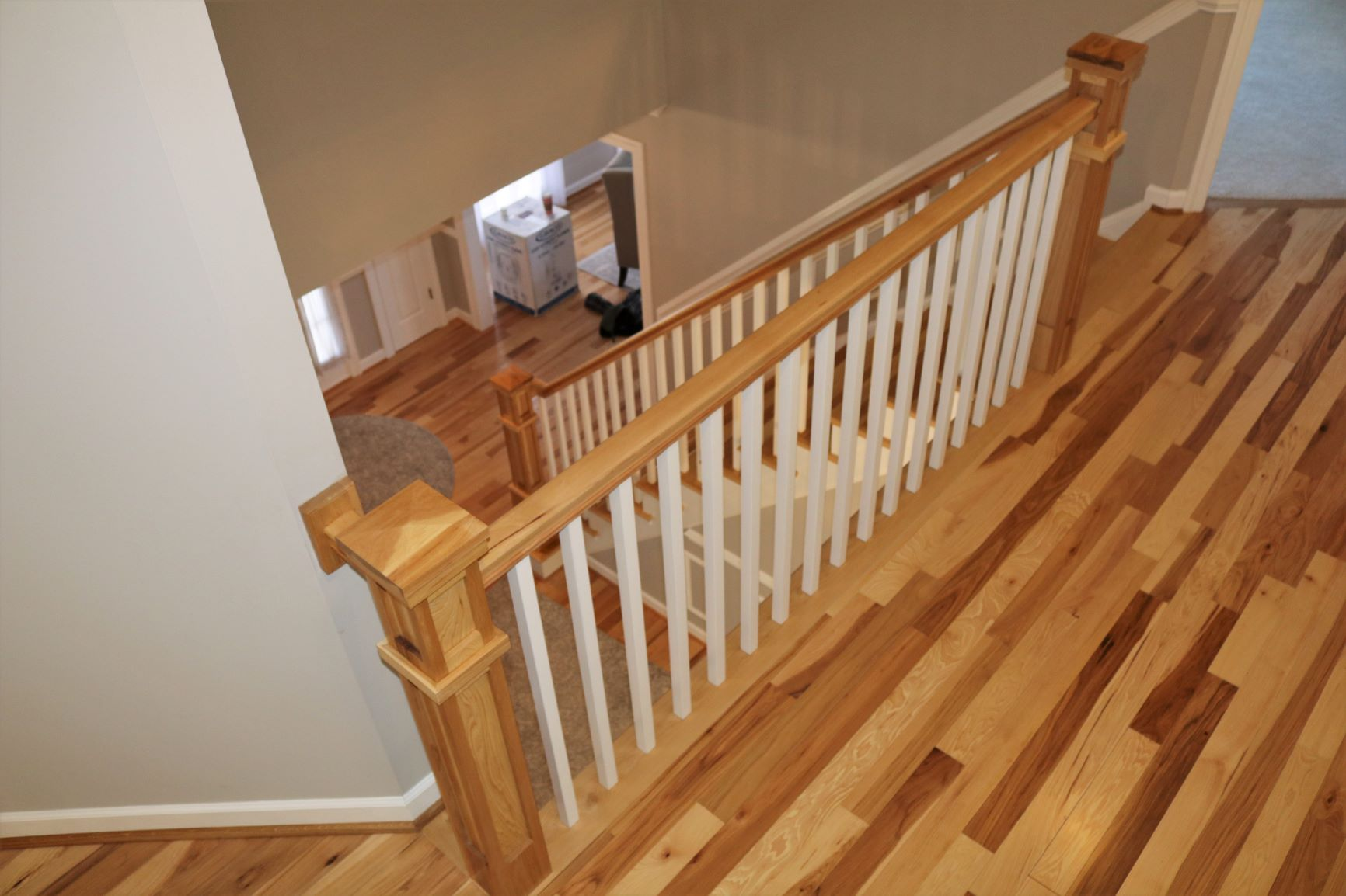 HickoryStairs-Full Remodel-ArlingtonVA-8