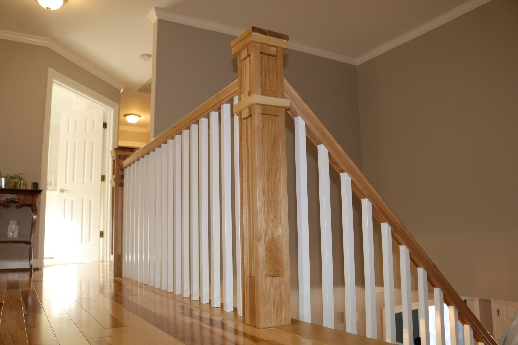 HickoryStairs-Full Remodel-ArlingtonVA